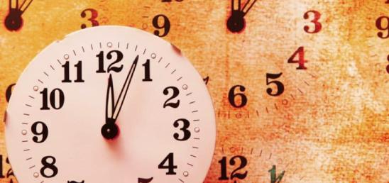Significado das horas atrasadas