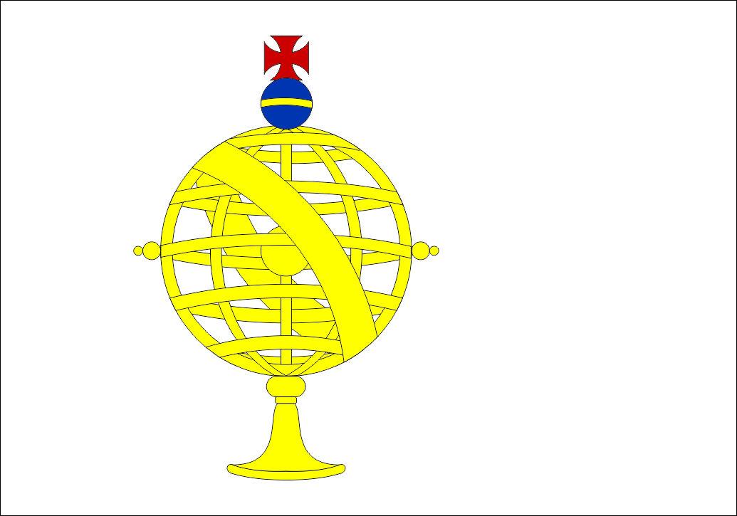 Primeira bandeira do Brasil